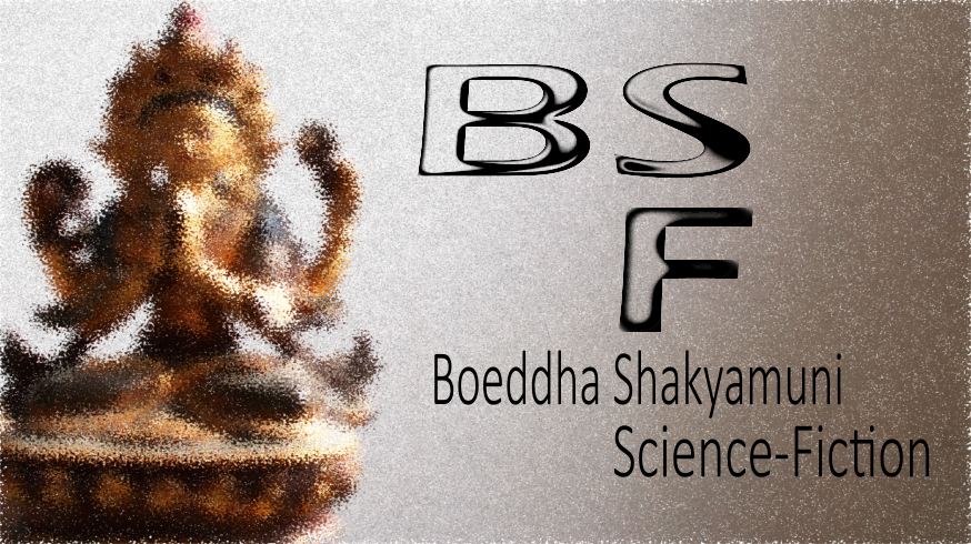 Buddha Shakyamuni Science Fiction 1.2 (2/3)