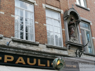 straat street shrine schrijn statue beeld christianity christendom