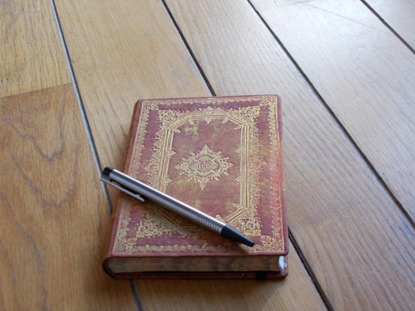 pen book boek