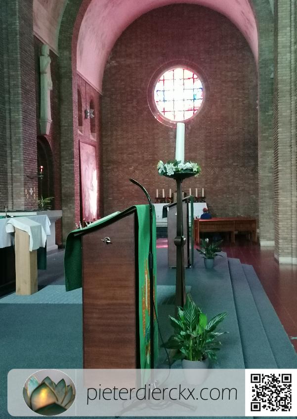20/06/2020 Shrines for the ordinary (2) / Qui n'honore pas la modeste (2) / Wie het kleine niet eert(2)