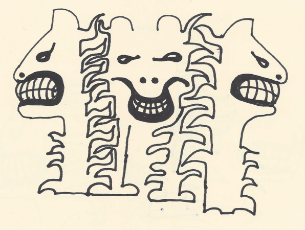 Asoka drawings / Dessins Asoka / Asokatekeningen